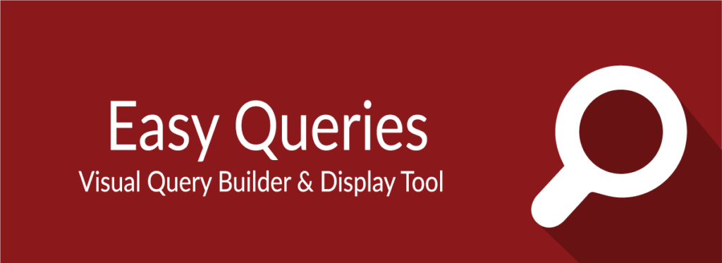Easy Queries For Caldera Forms Banner