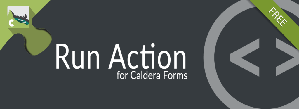 Caldera Forms Run Action Banner